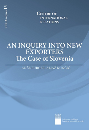 An inquiry into new exporters: the case of Slovenia