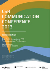CSR COMMUNICATION CONFERENCE 2013: CONFERENCE PROCEEDINGS