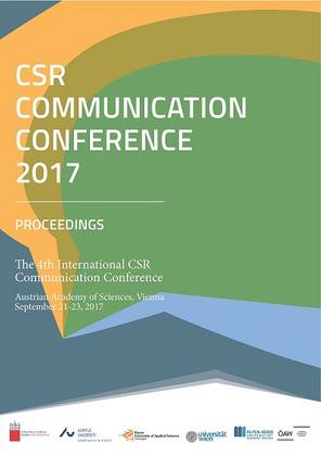 CSR Communication Conference 2017: Conference Proceedings